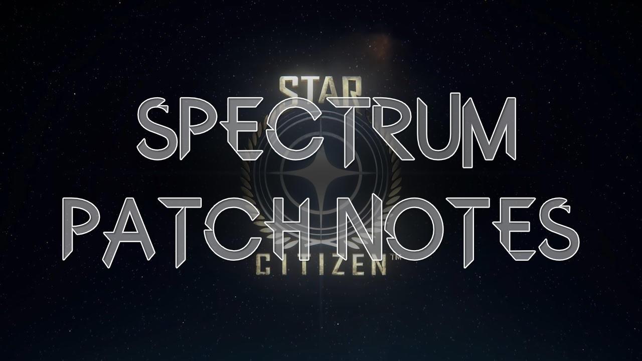 Star Citizen: aktualizacja Spectrum v. 0.3.5