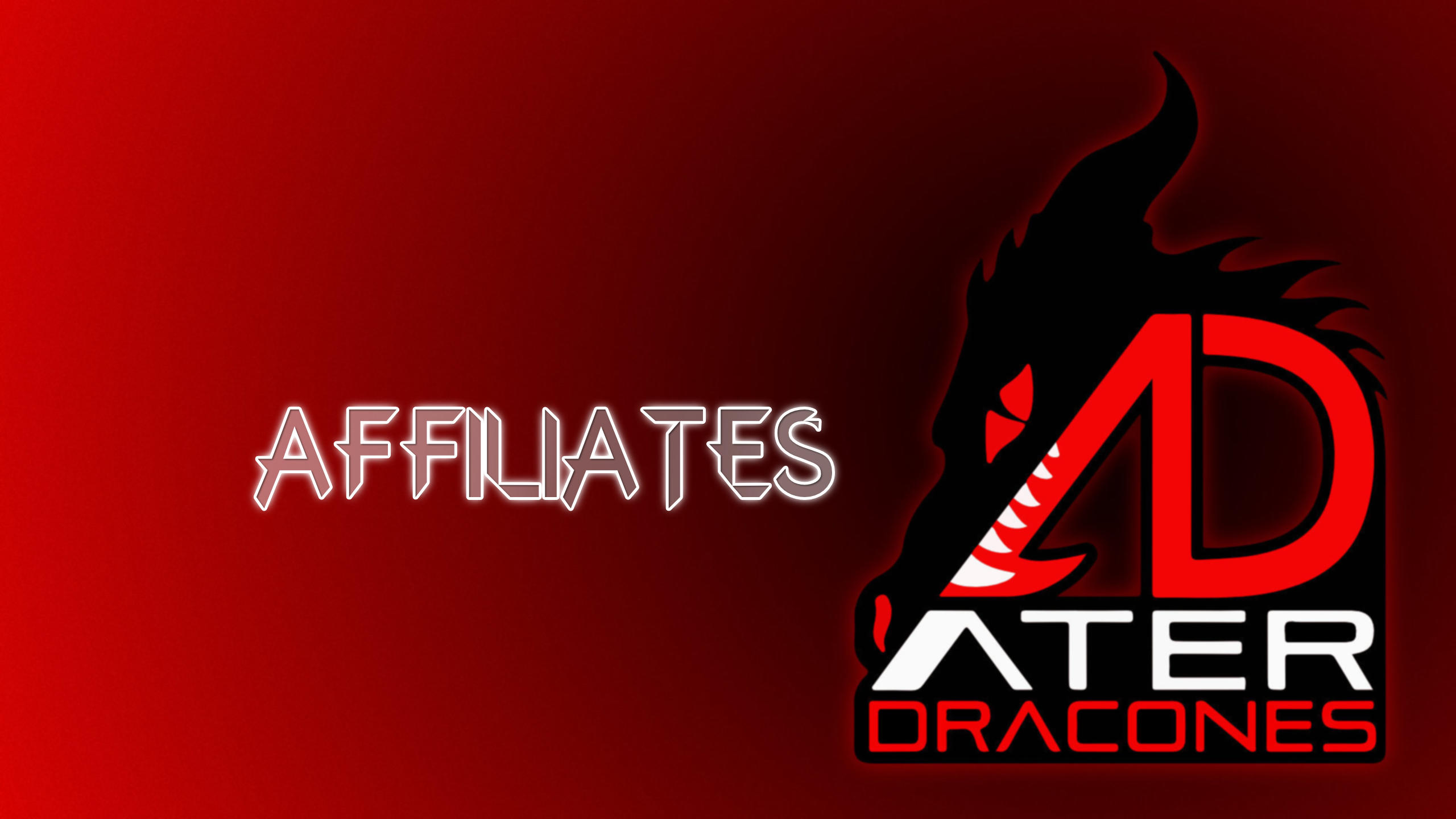 Ater Dracones Star Citizen Affiliates