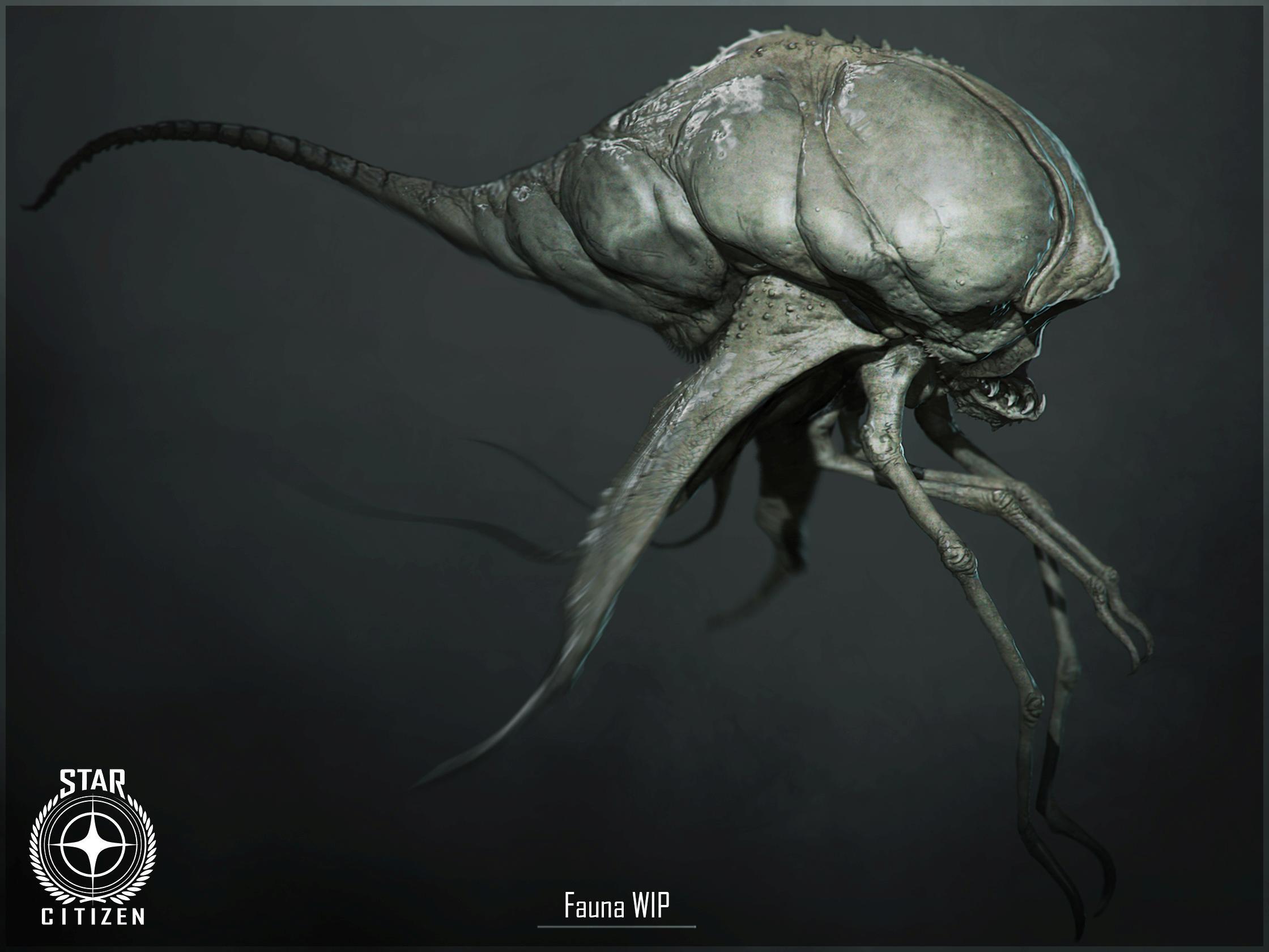 Fauna WIP - Character Sneak Peek