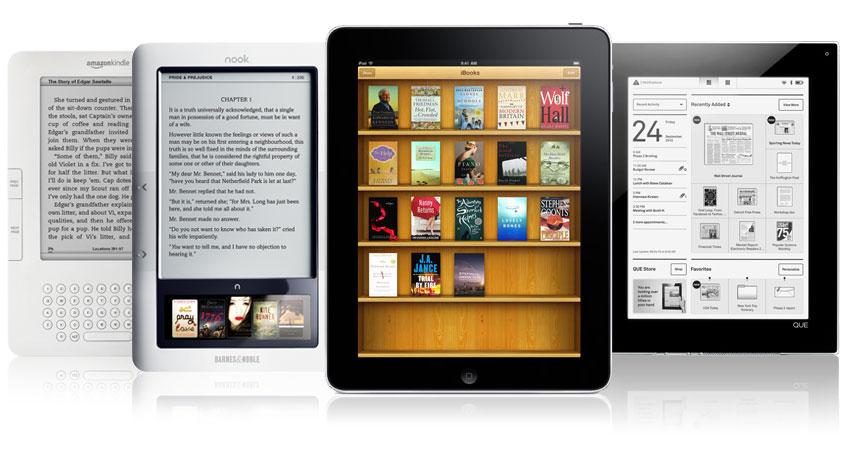 Ebooki - na czym je czytasz?