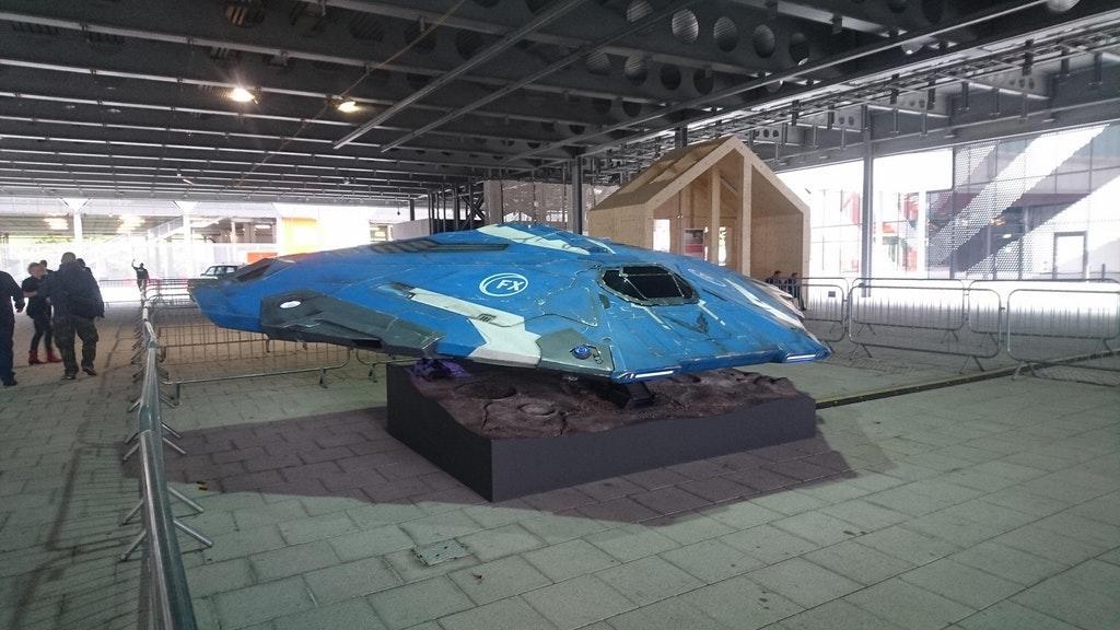 Frontier Expo - model Cobry MK III