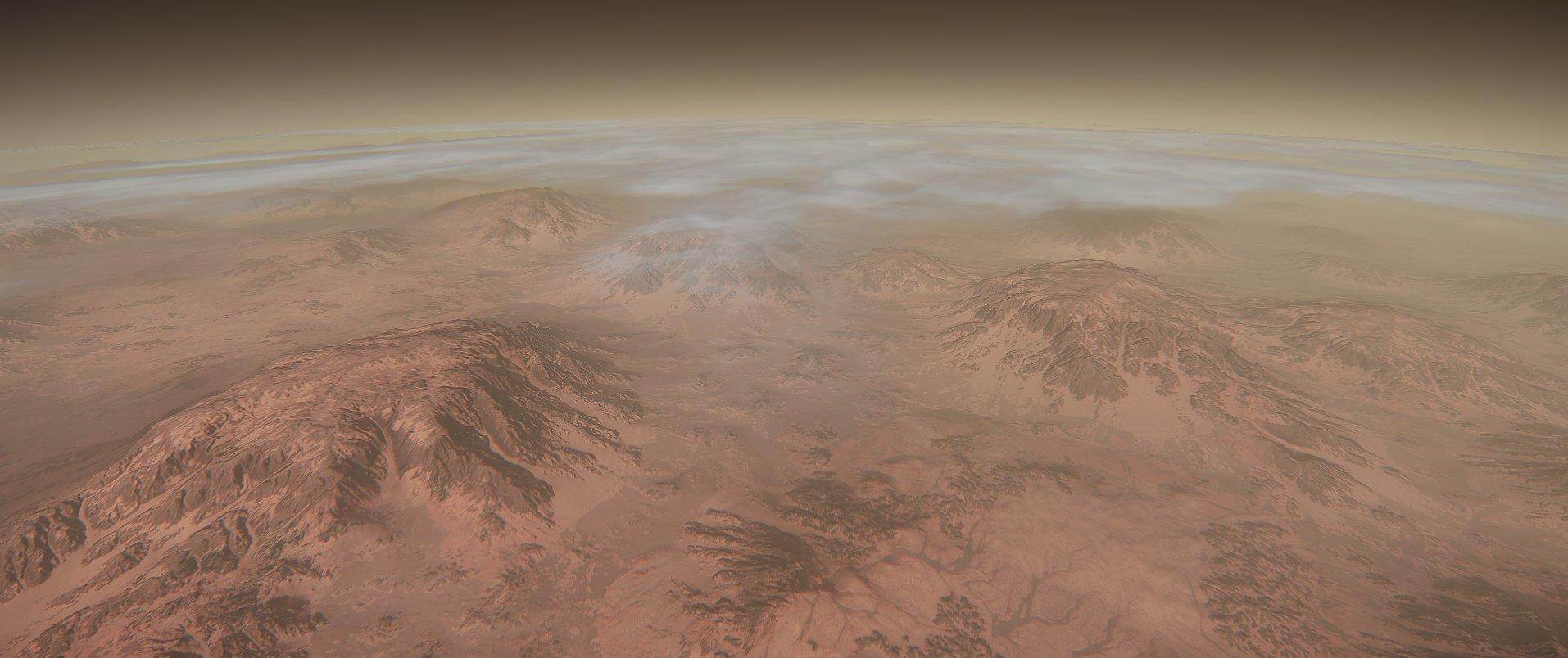 Widok z orbity