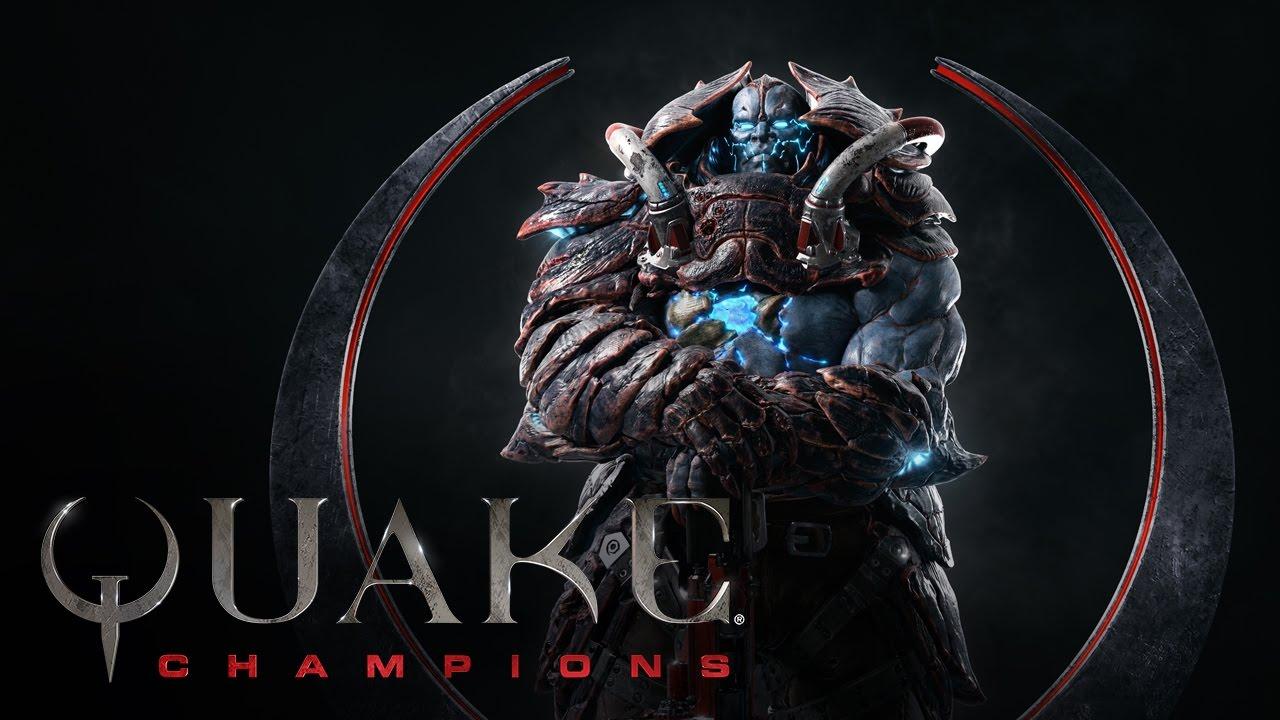 Wygraj jeden z kluczy do gry Quake Champions!