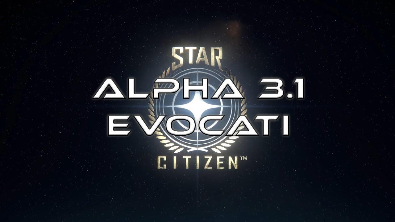 Alpha 3.1 już w rękach Evocati!