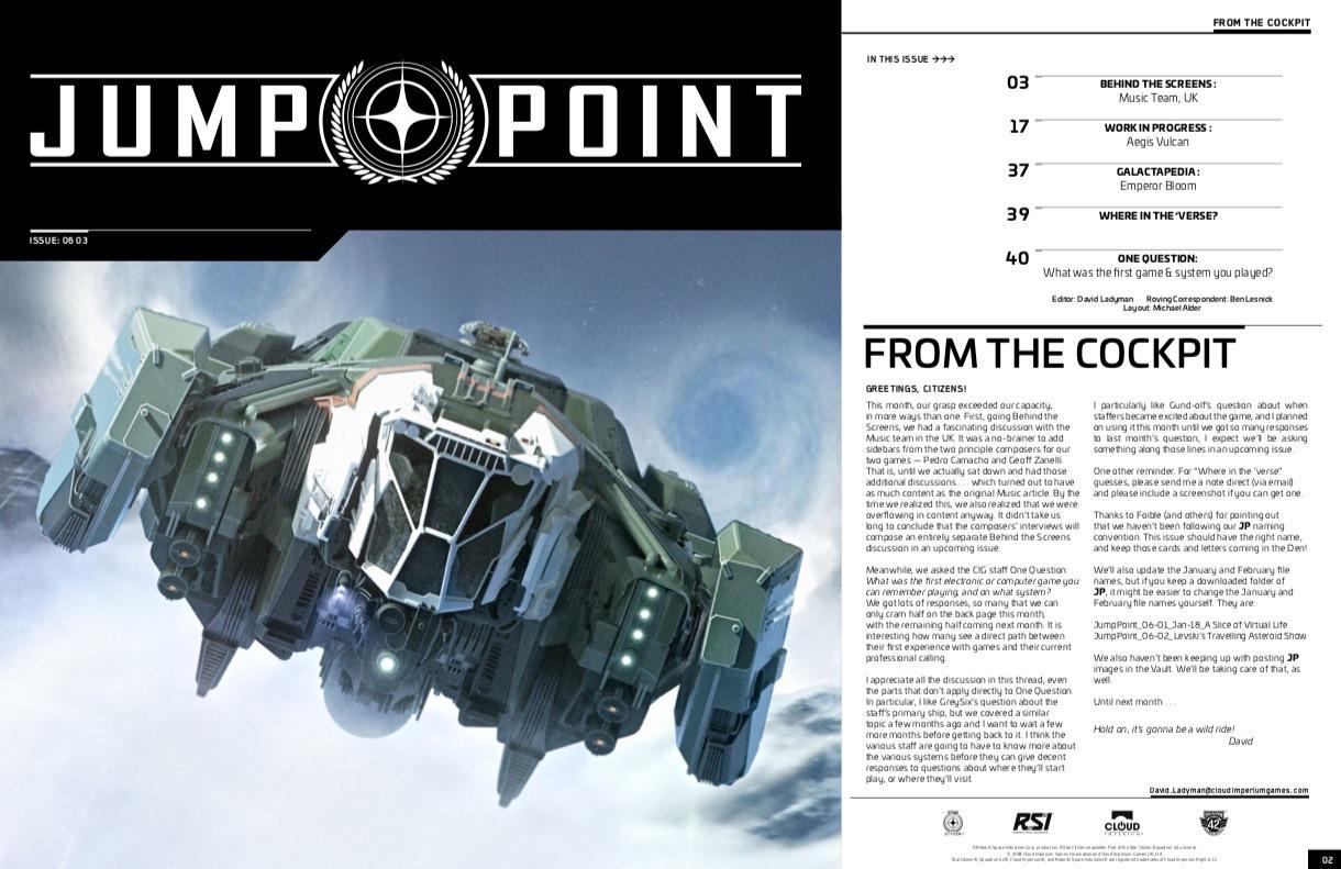 Jump Point wydanie 06.03 - Fine Tuning