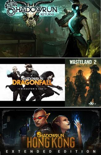 RPG bonanza - wygraj serię Shadowrun oraz Wasteland II DC