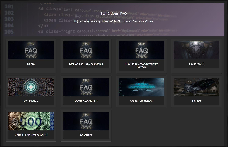 Nowa funkcjonalność: system FAQ