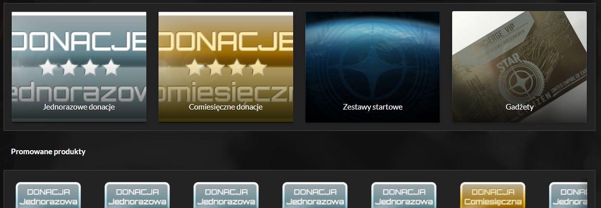 """Game Armada: """"sklep"""" - czyli jak możecie wesprzeć nasz serwis"""