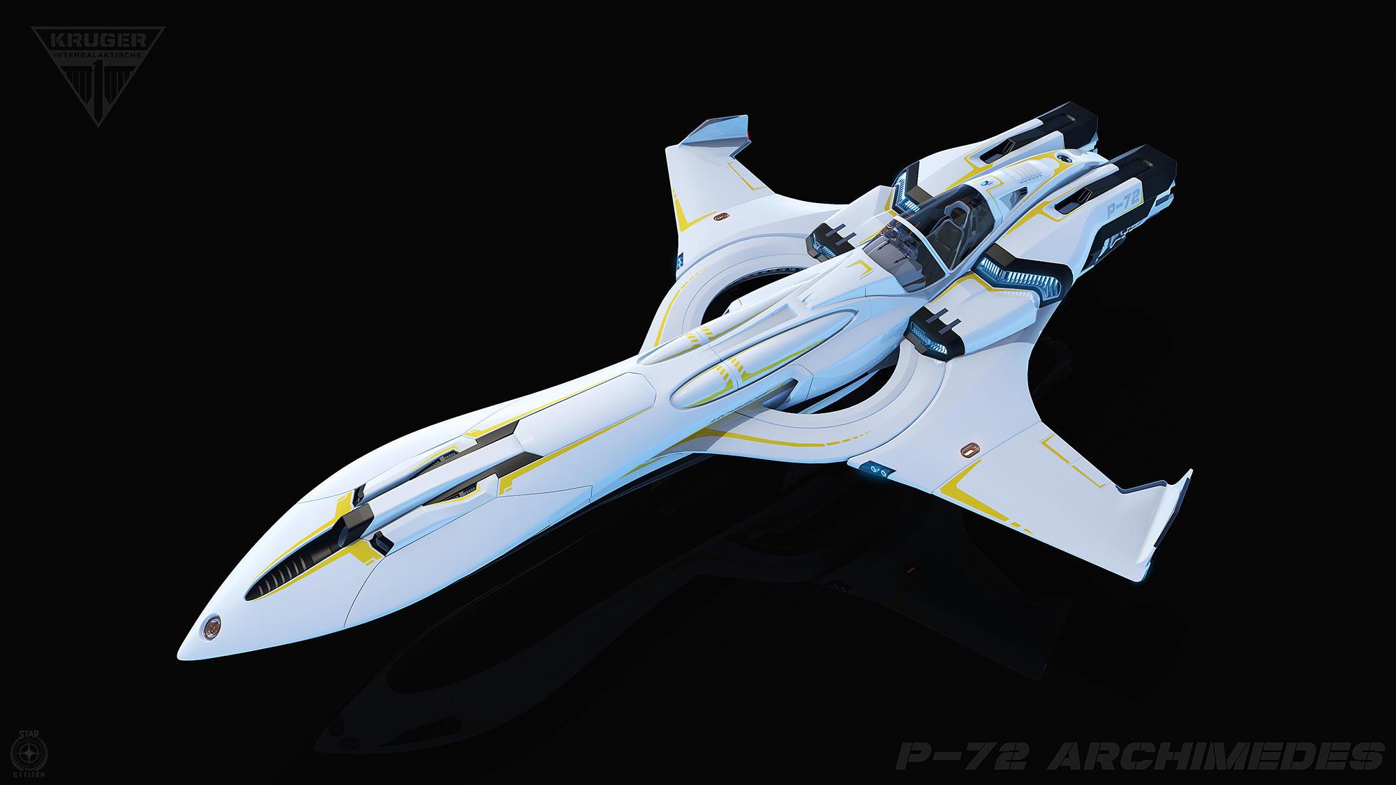 Kruger P-72 Archimedes