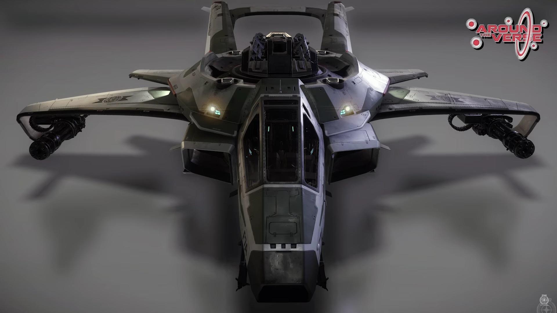 Anvil Hornet F7A mk2