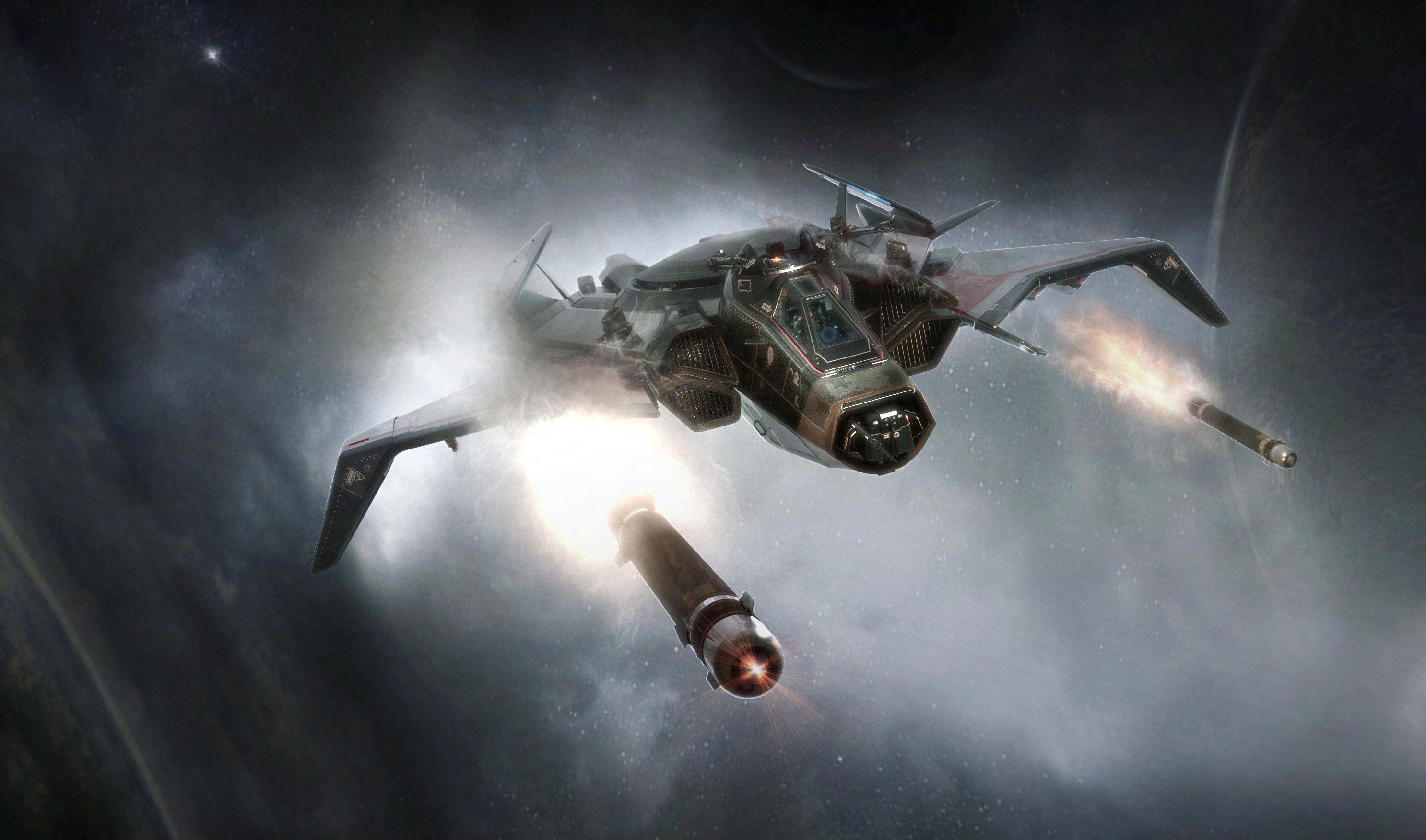 Anvil Gladiator i jego rakiety