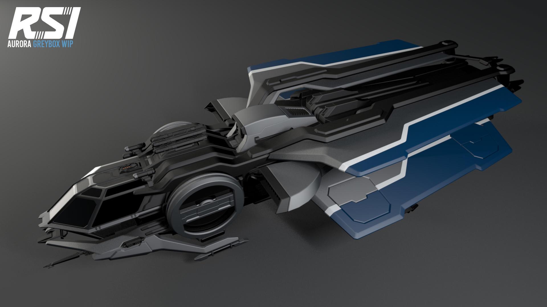 RSI Aurorga greybox rework