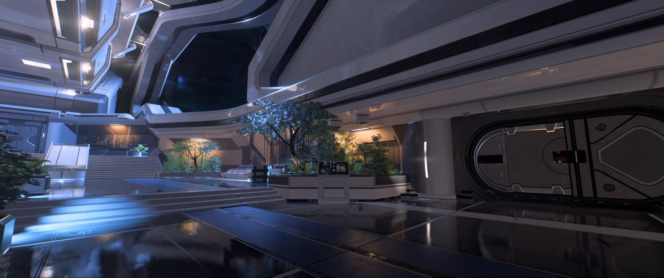 Mass Effect Andromeda - Hyperion