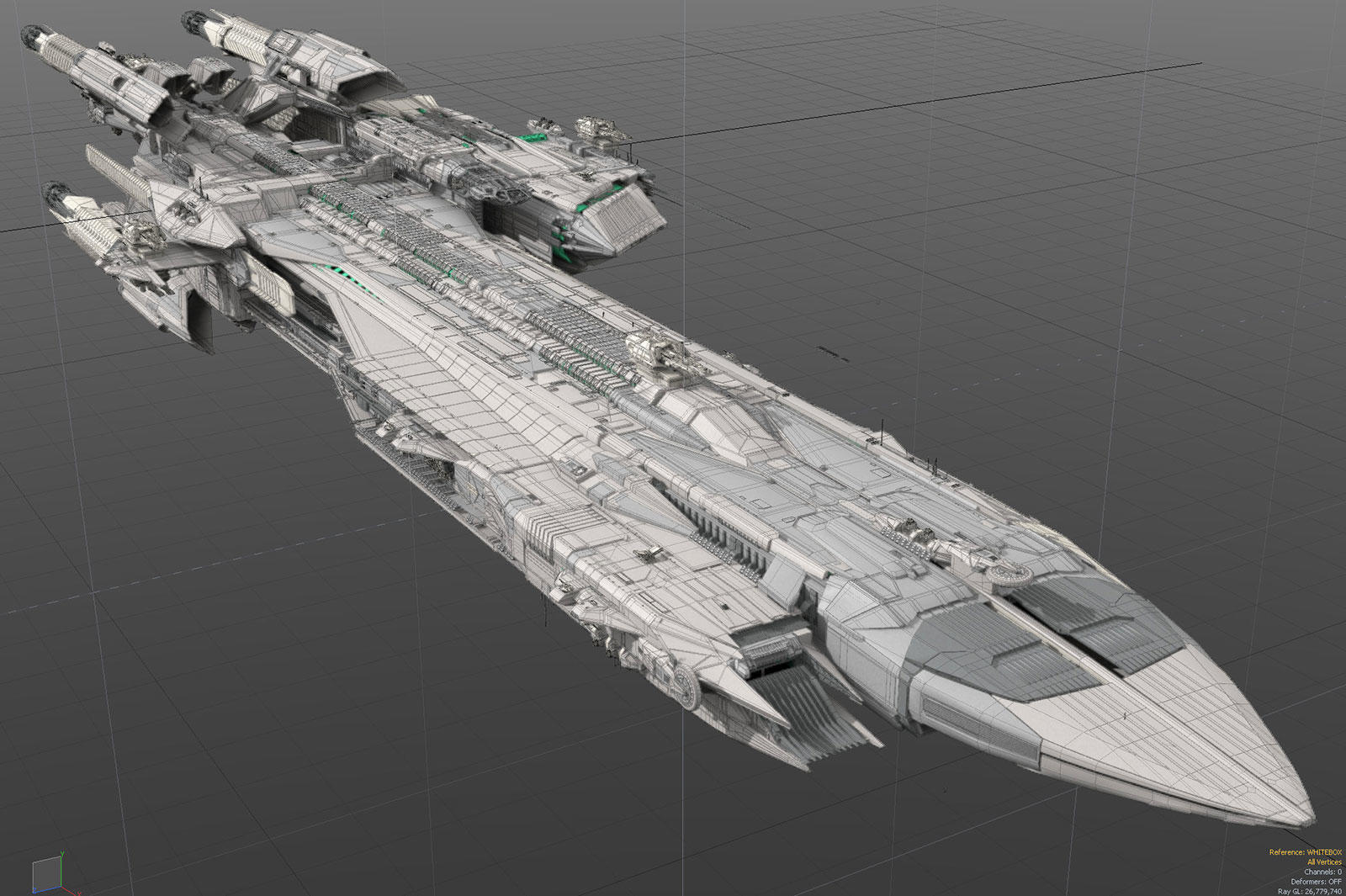 Star Citizen Aegis Dynamics Pegasus