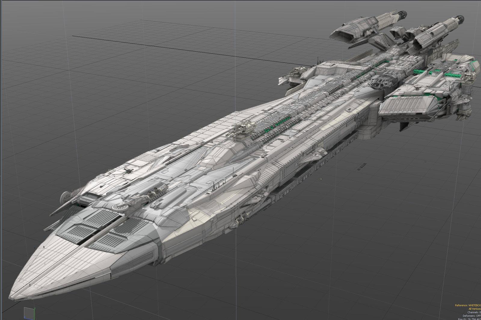 Star Citizen Aegis Dynamics Pegasus