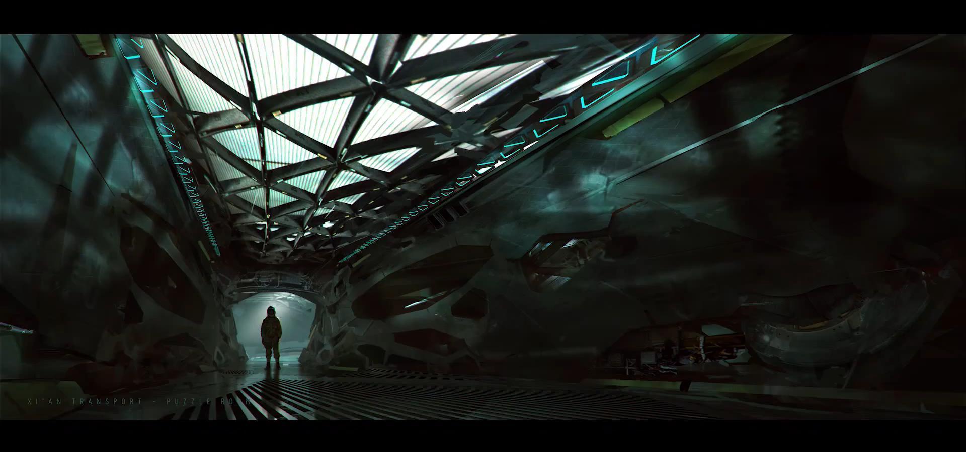 Xi'An Transport - pokój zagadek