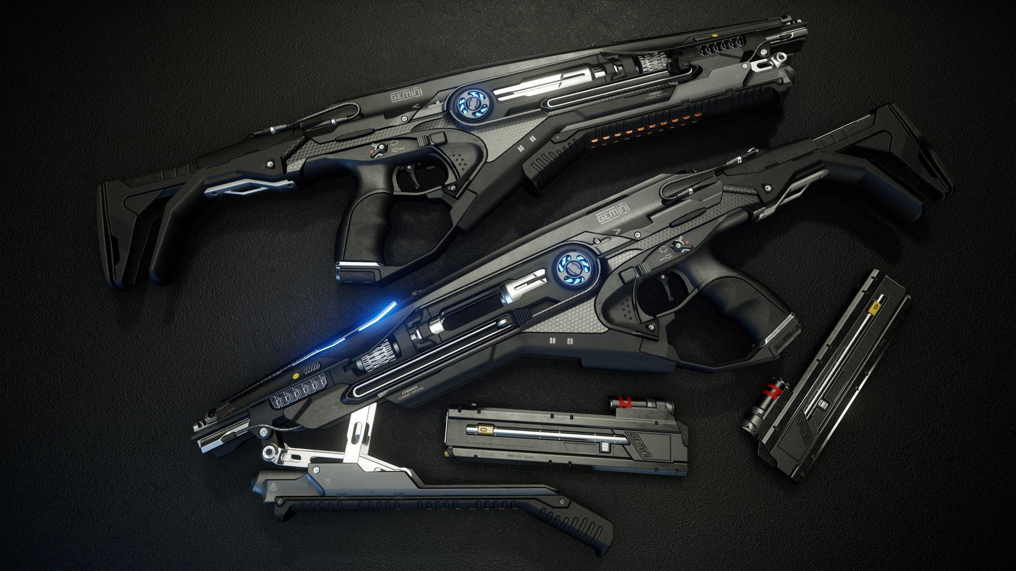 Karabin Gemini