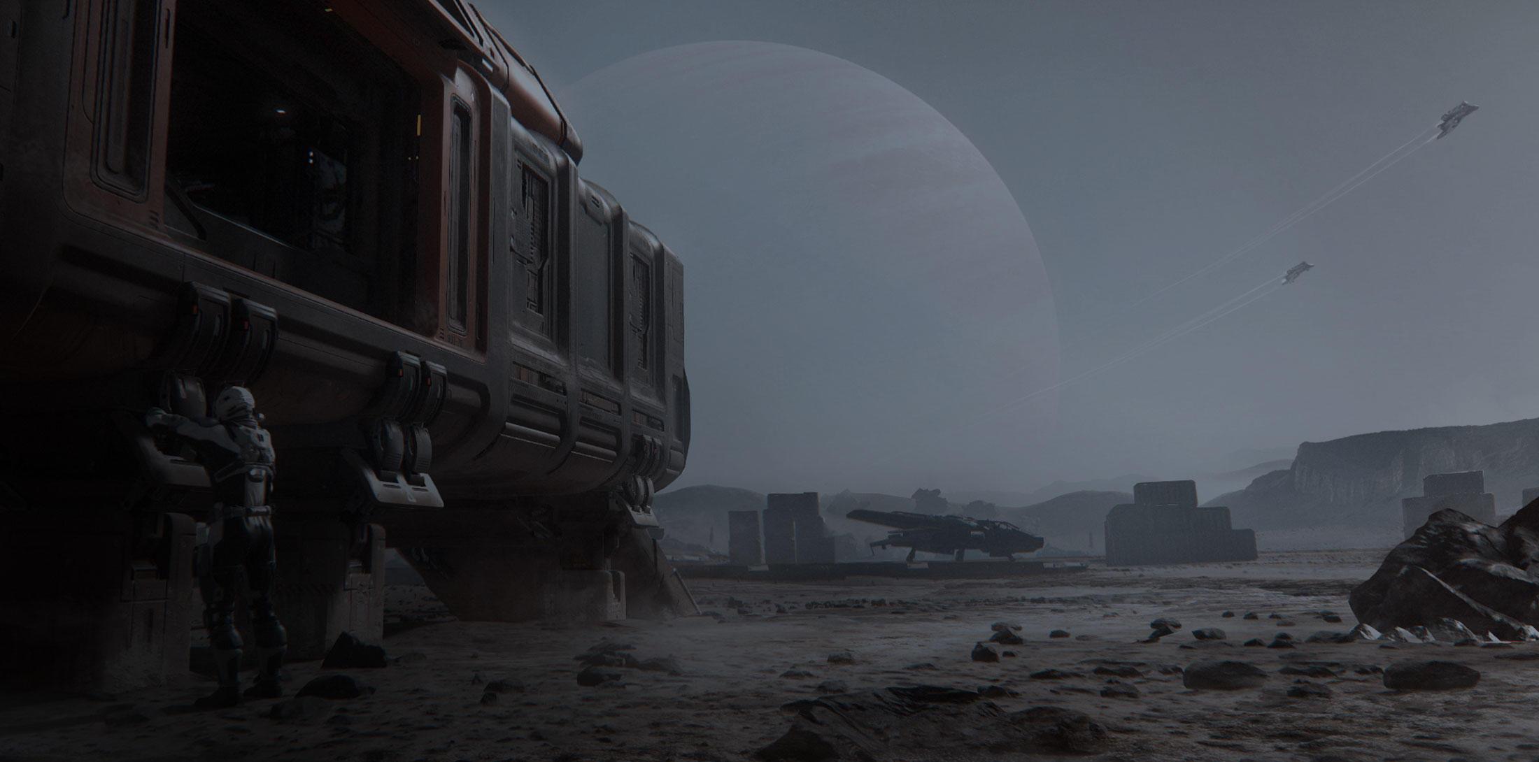 Grafika z nowego launchera