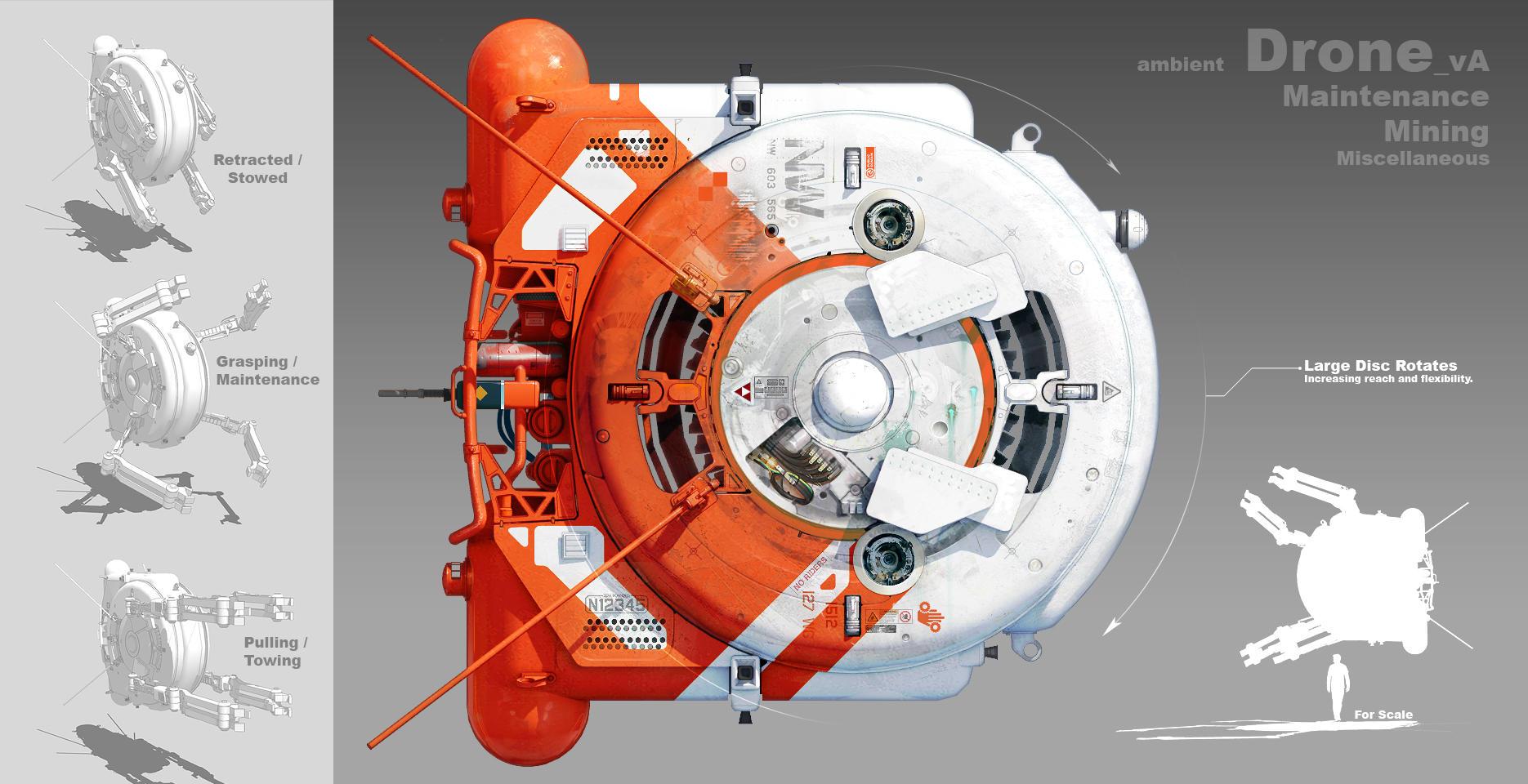 ORION Maintenance Drone vA