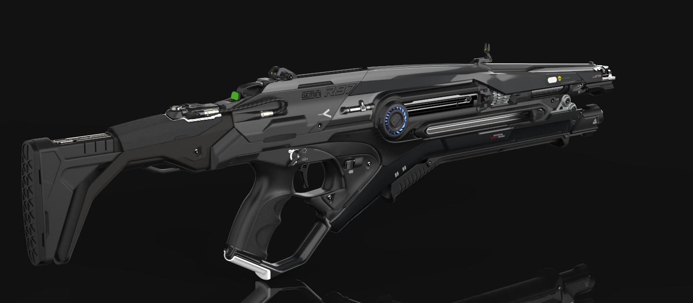 New Gemini Ballistic Shotgun 5