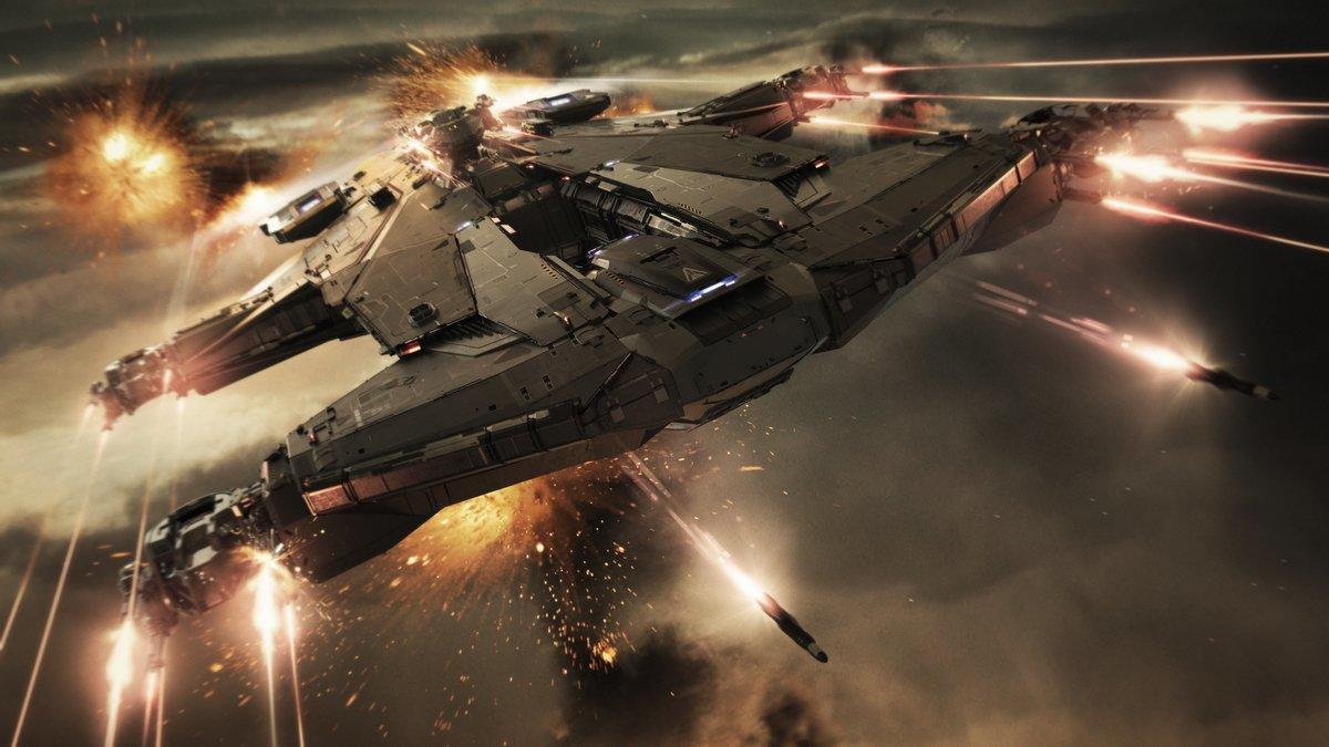 Aegis Hammerhead - pełna siła ognia