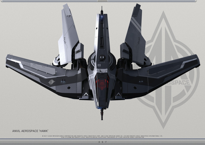 Anvil Aerospace Hawk