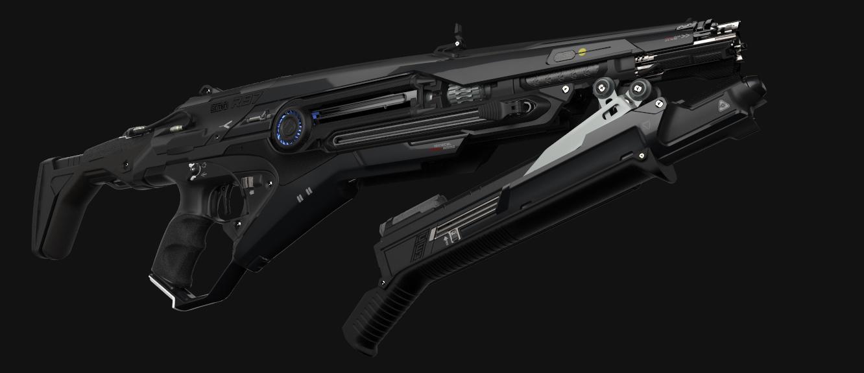 New Gemini Ballistic Shotgun 4