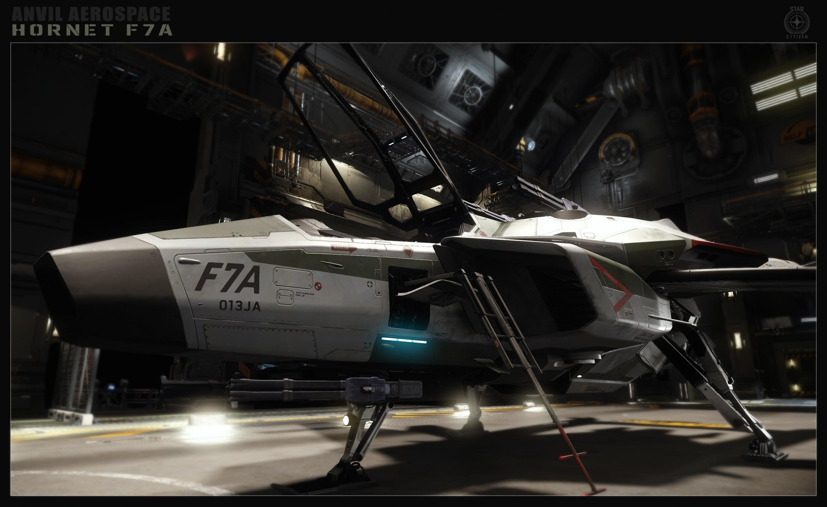 F7A Hornet