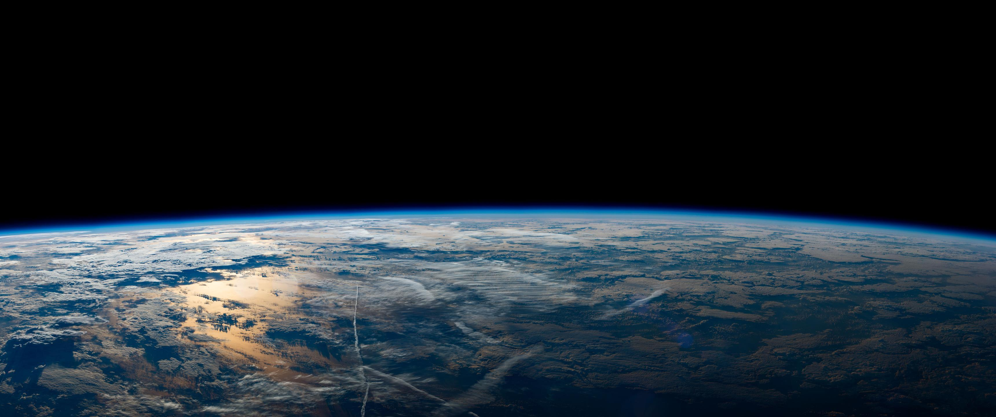 Ziemia z orbity
