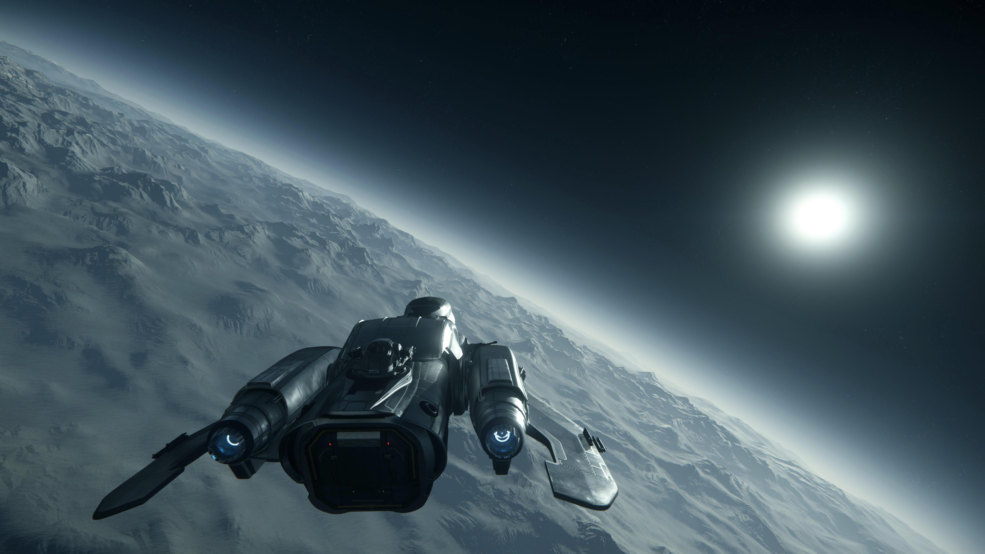 Baza - planeta Delamar