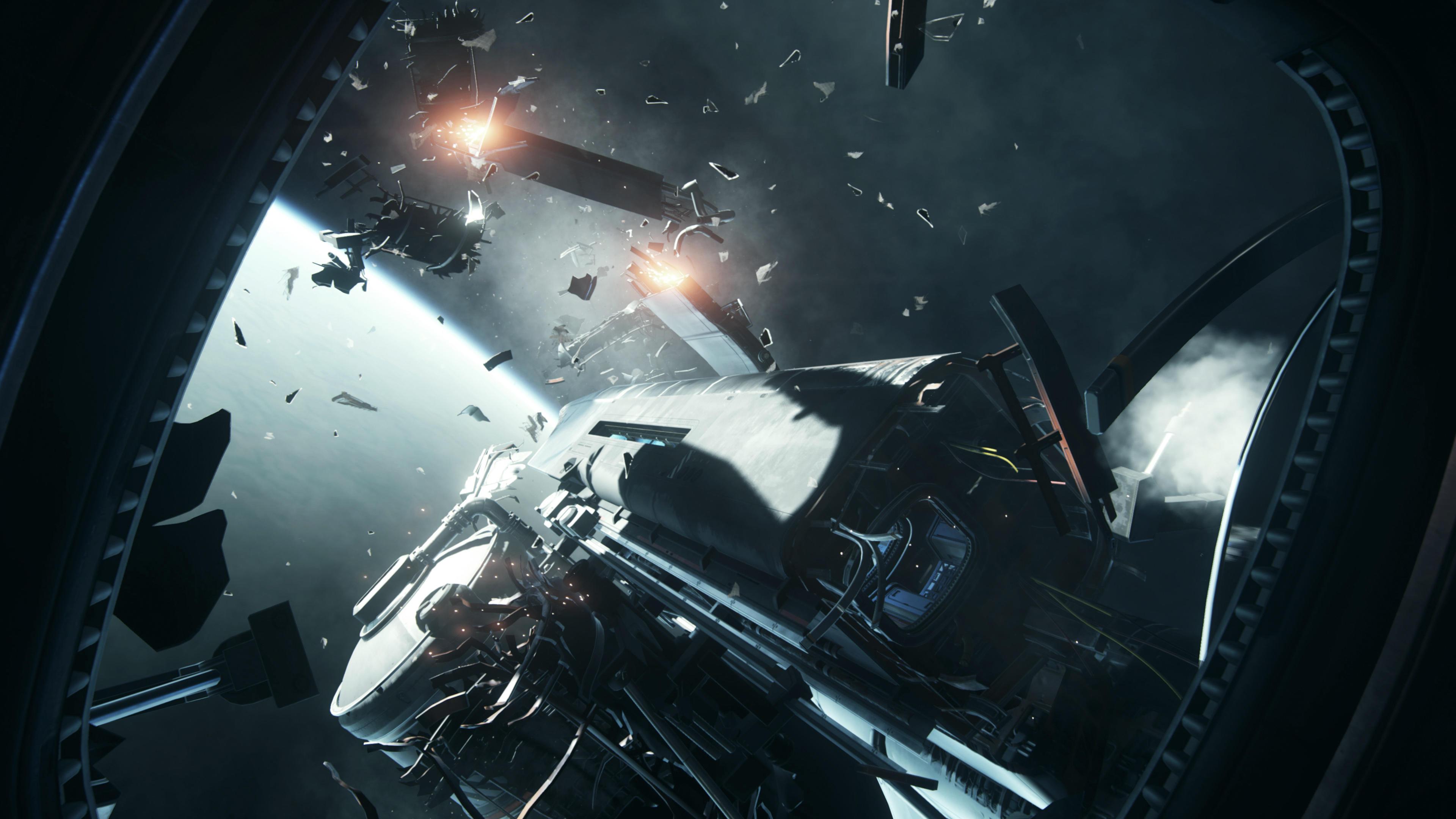 Misja odzyskania czarnej skrzynki z rozbitego Starfarera