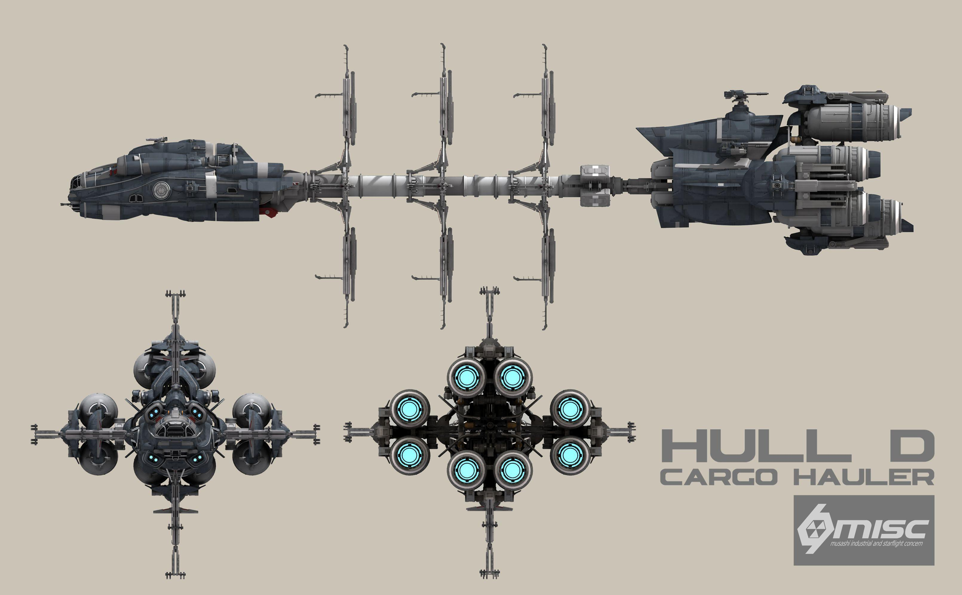Hull D