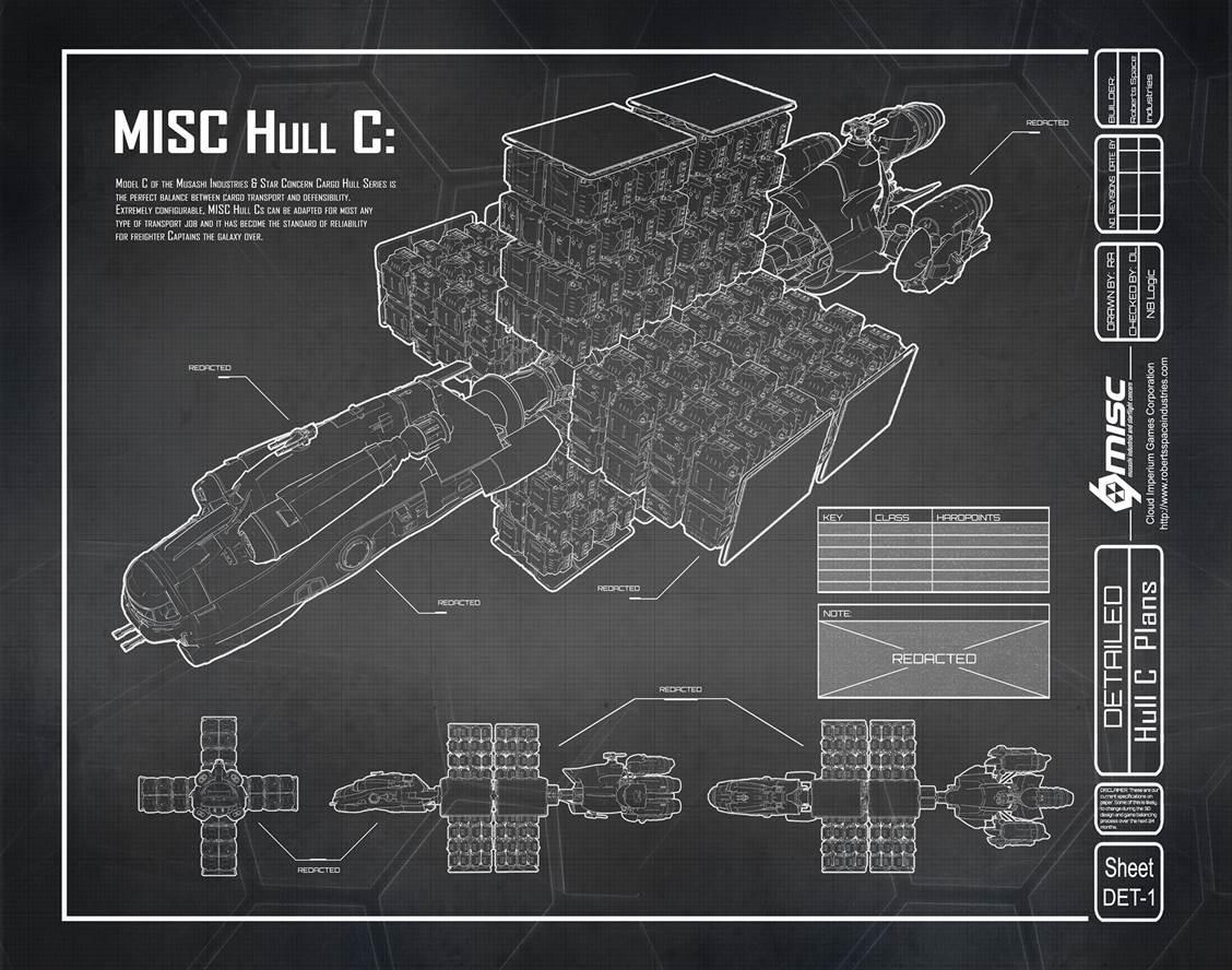 Hull C Blueprint