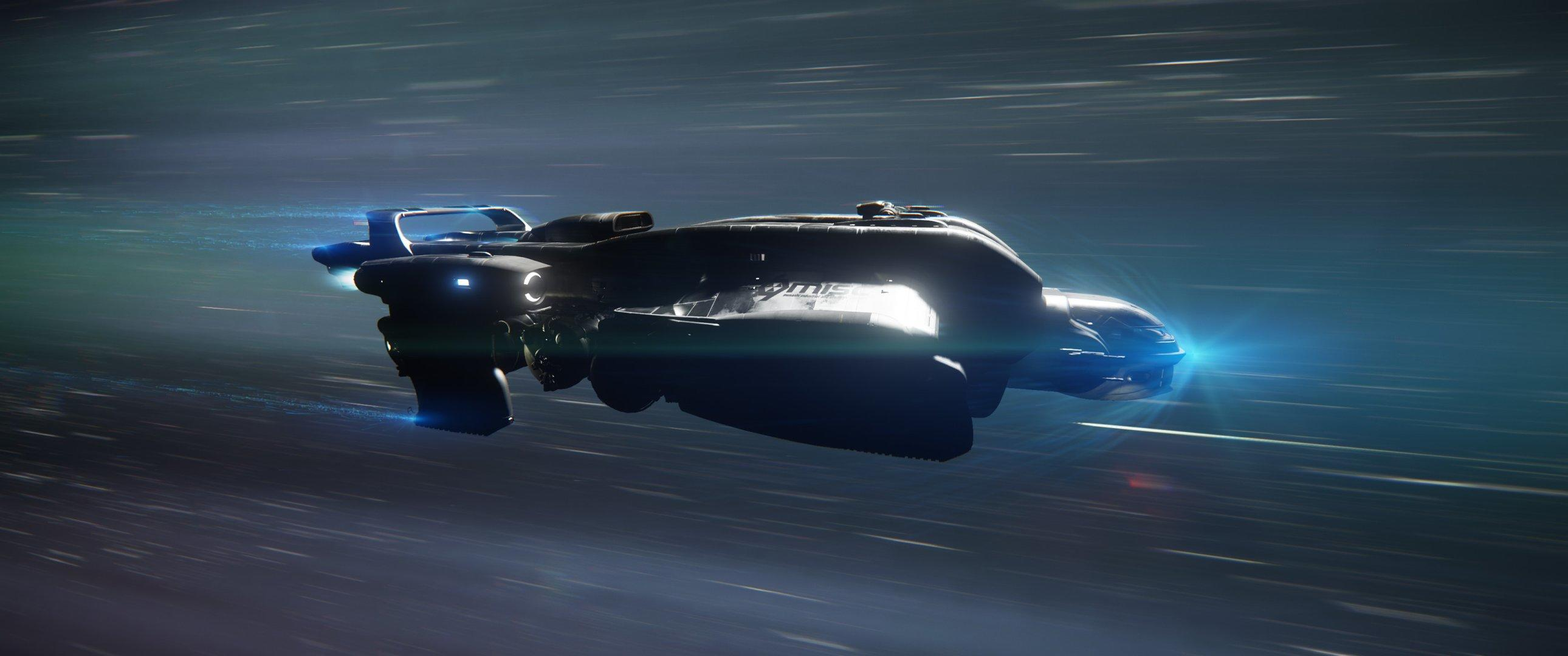 Starfarer - Quantum Travel