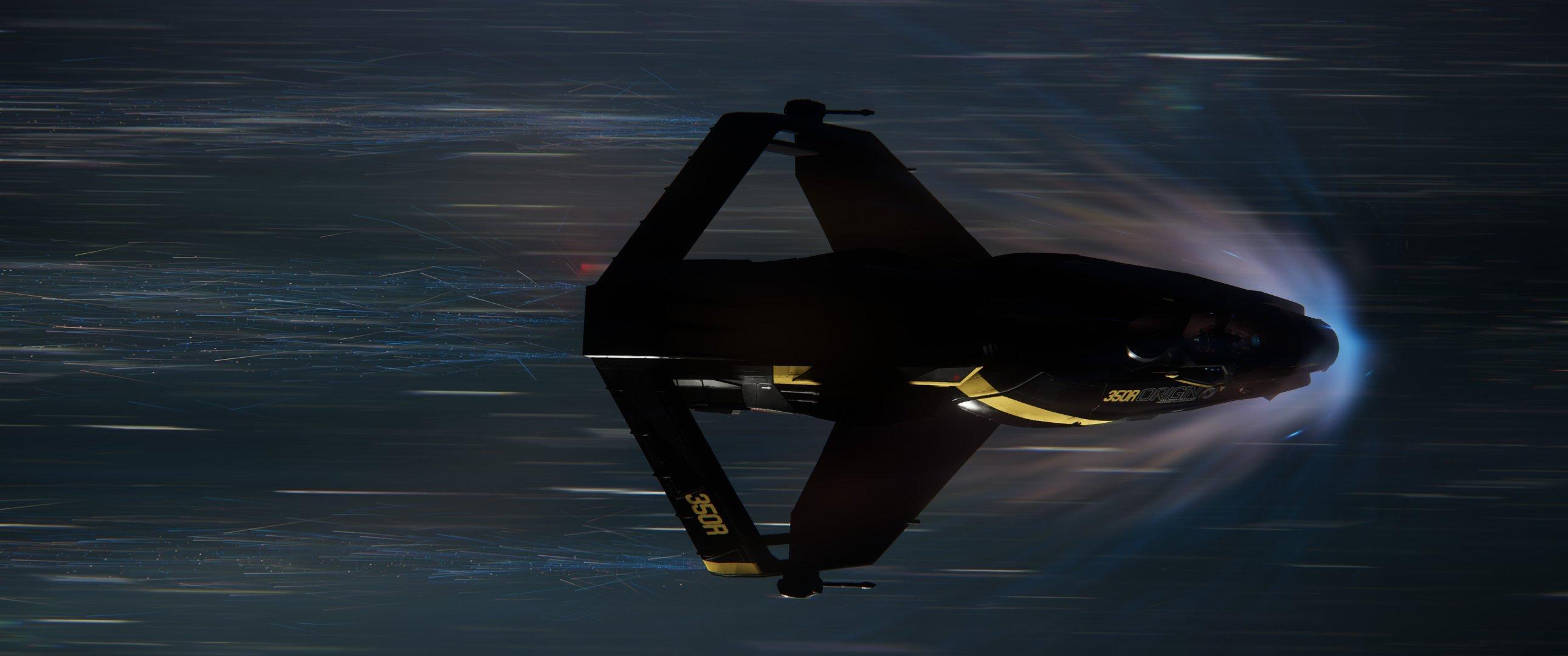 Origin 350R - Quantum Travel