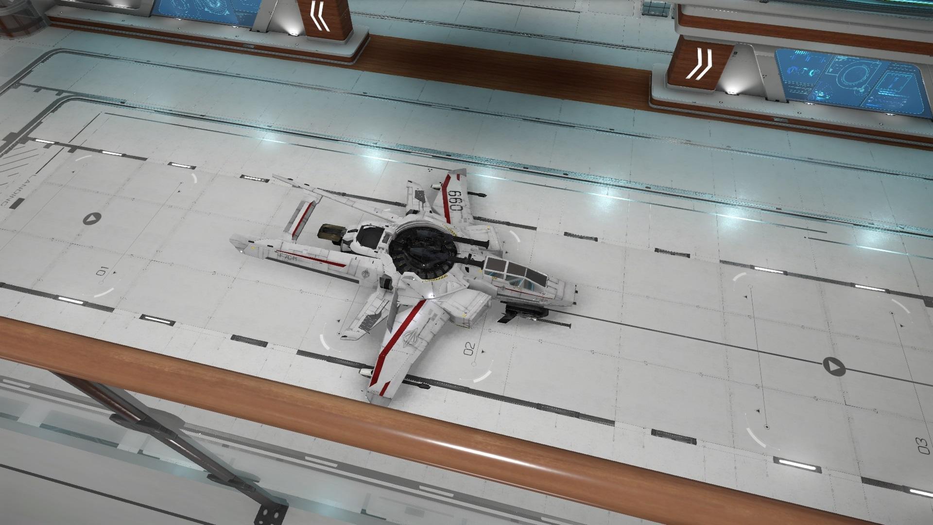 Super Hornet z lotu ptaka 1