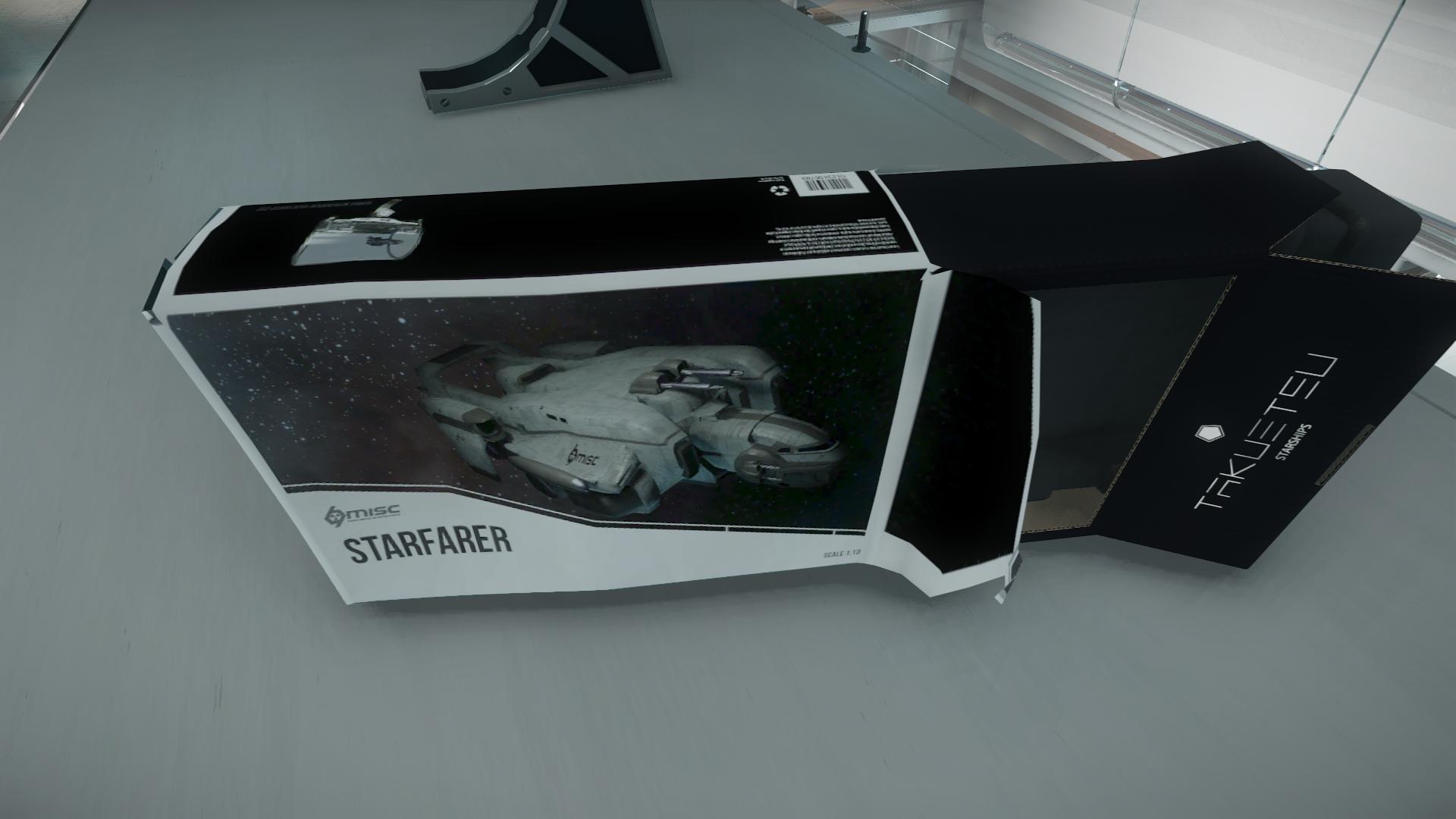 Taketsu Starfarer 13