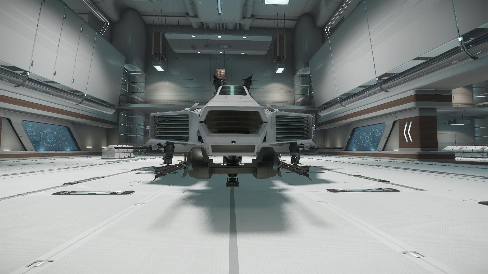 Super Hornet widok z przodu
