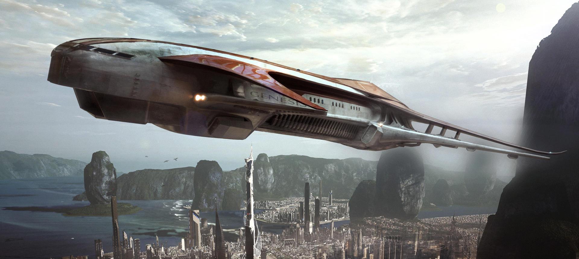 Genesis Starliner