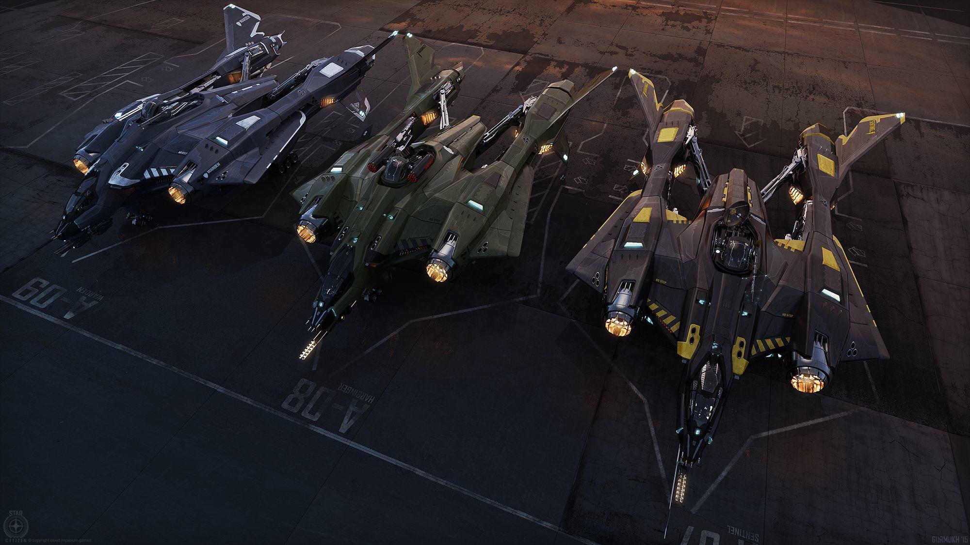 Aegis Vanguard - wszystkie modele