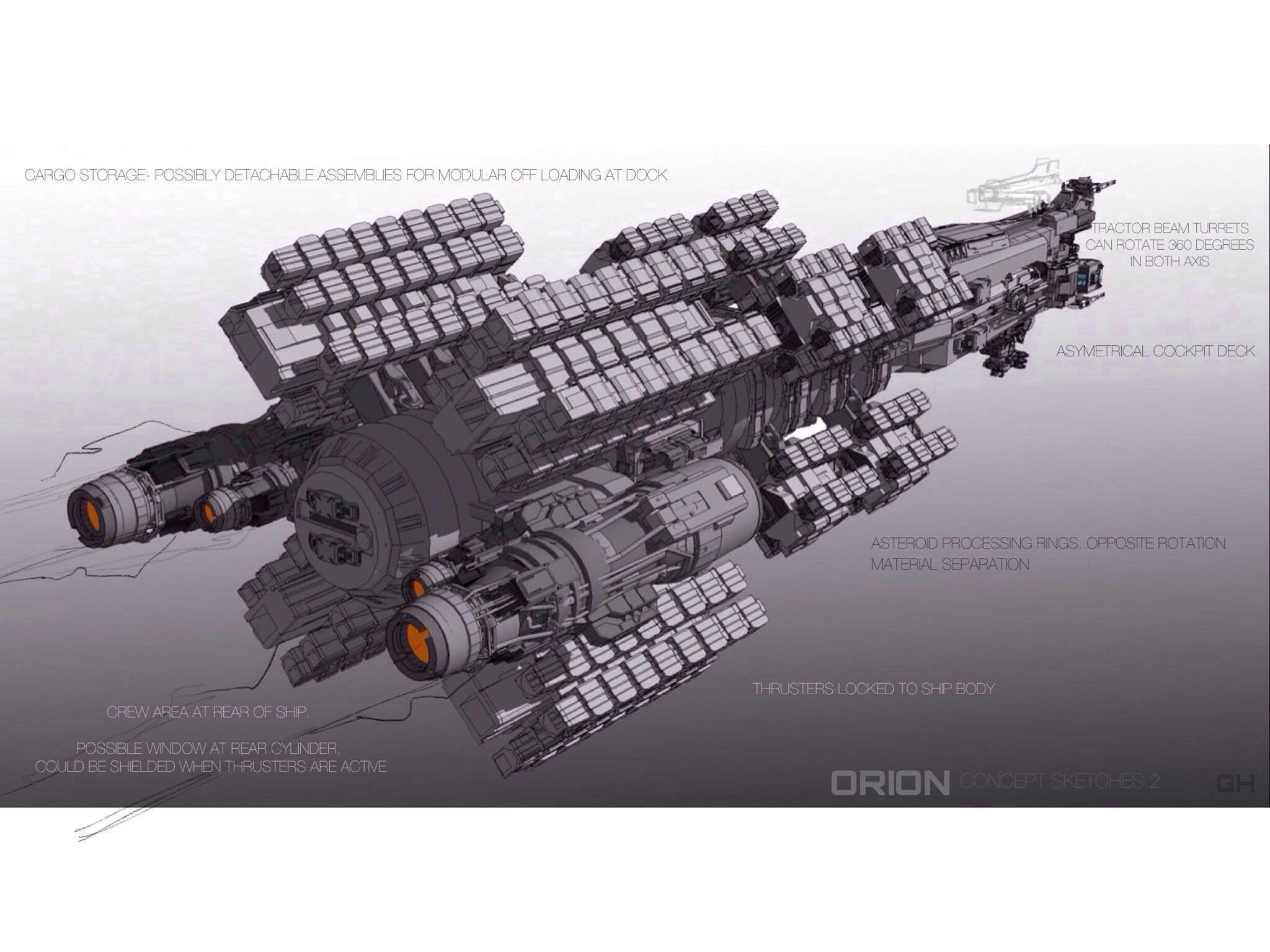 ORION Mining Platform