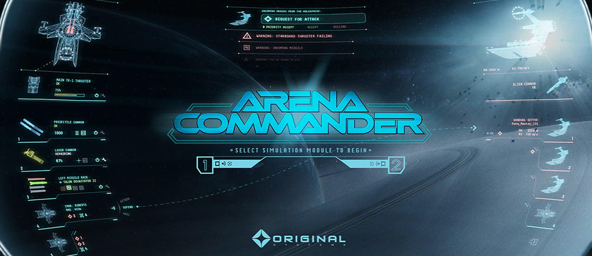 Arena Commander cover