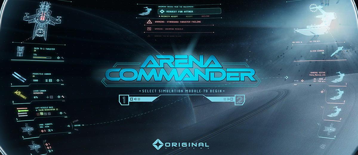 Arena Commander cover