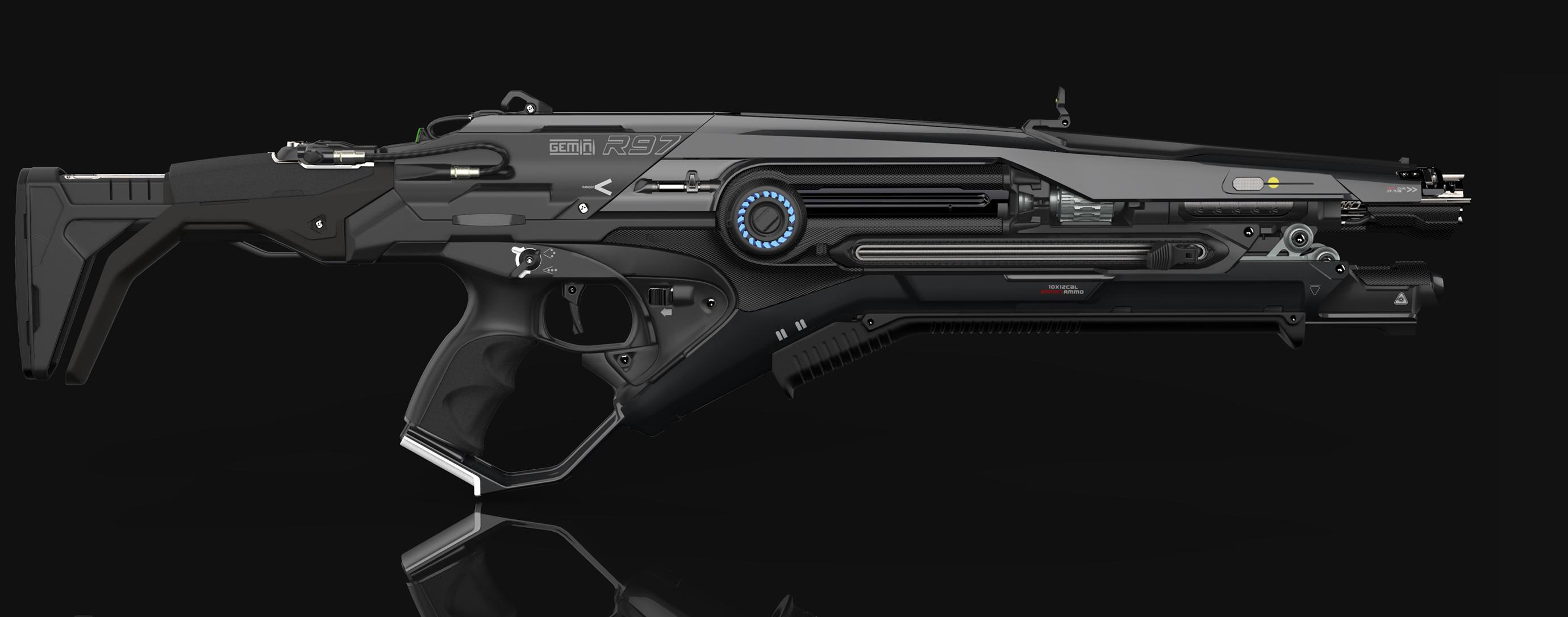 Ballistic Shotgun manufactured by Gemini