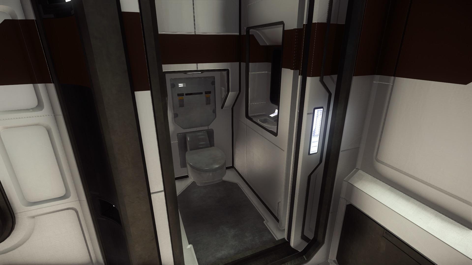 Redeemer toaleta