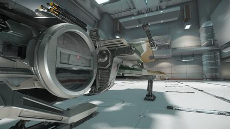 Wygląd zewnętrzny - ulepszony generator - lewy wlot