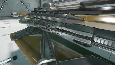 Wygląd zewnętrzny - lewa strona - moduł chłodzenia