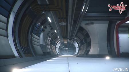 Javelin korytarz