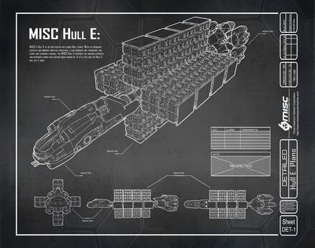 Hull E Blueprint