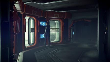 MISC Starfarer - wnętrze
